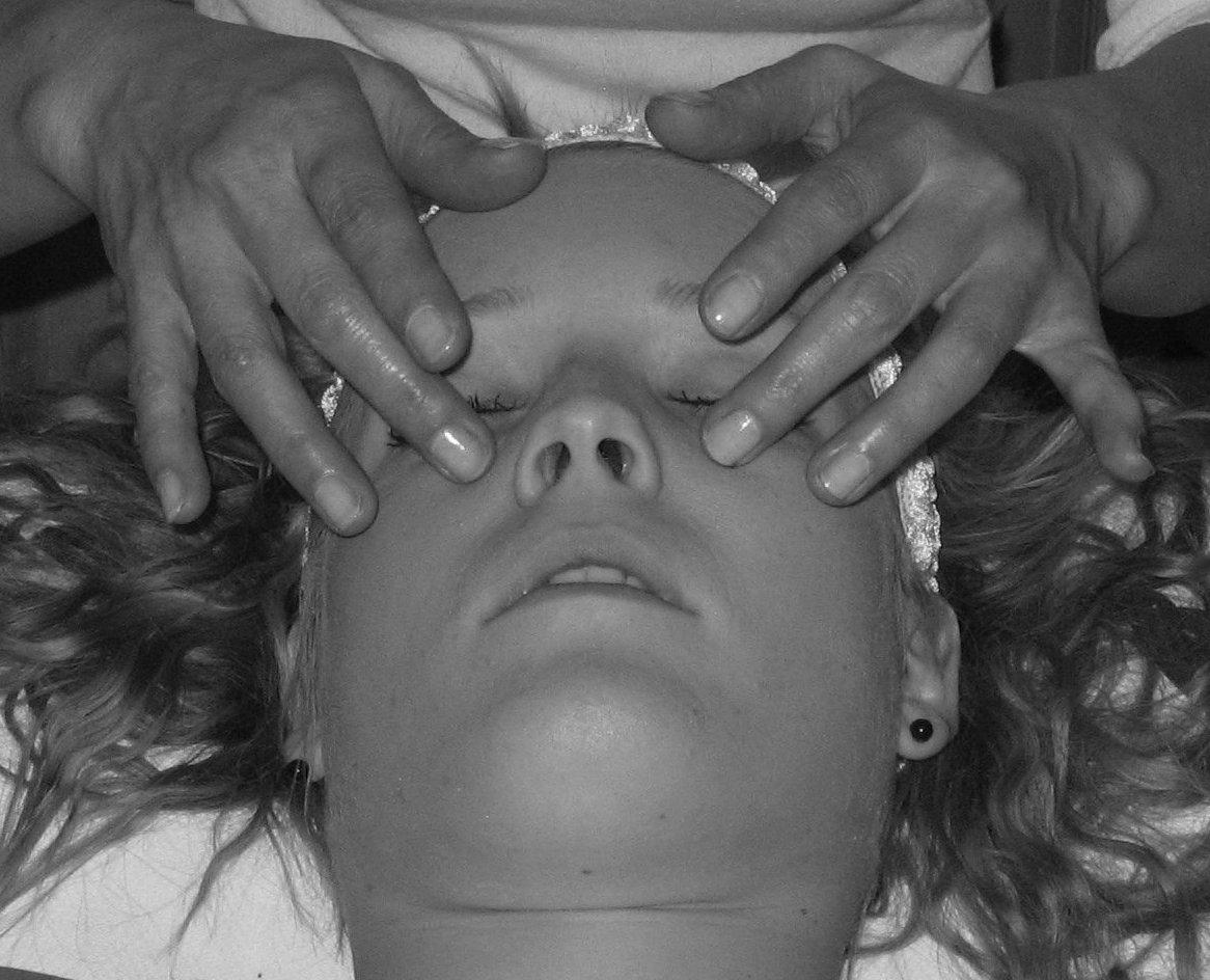 lång massage djup hals