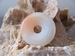 Carneol Donut edelsteen E0502 Per stuk