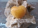 Calciet Hart (Bol ) edelsteen CA01 4 x 5 cm