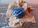 Sodaliet Hart (BOL) edelsteen nr.5 4 x 5 cm
