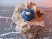 Sodaliet Hart (BOL) edelsteen nr. 2 4 x 5 cm