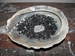 Abalone schelp (ontlaad) met 175 gram Hematietjes 14 cm - 15 cm