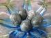 Prachtige Jade ei te gebruiken als afsluiting Ei1 5 cm
