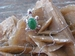 Nr. 17 Jade edelsteen 35 mm x 20 mm