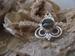 Nr. 23 Labradoriet edelsteen | met zilveren hanger